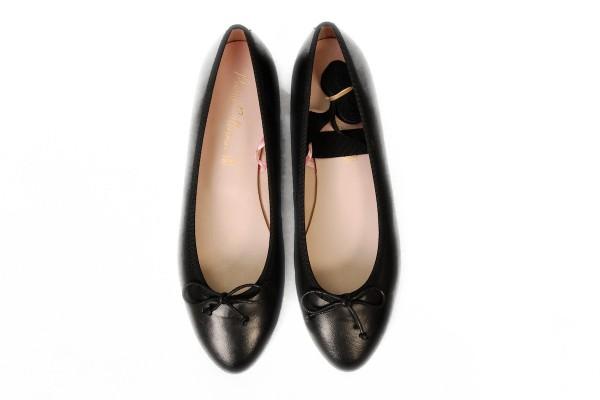 Pretty Ballerinas - Coton Negro