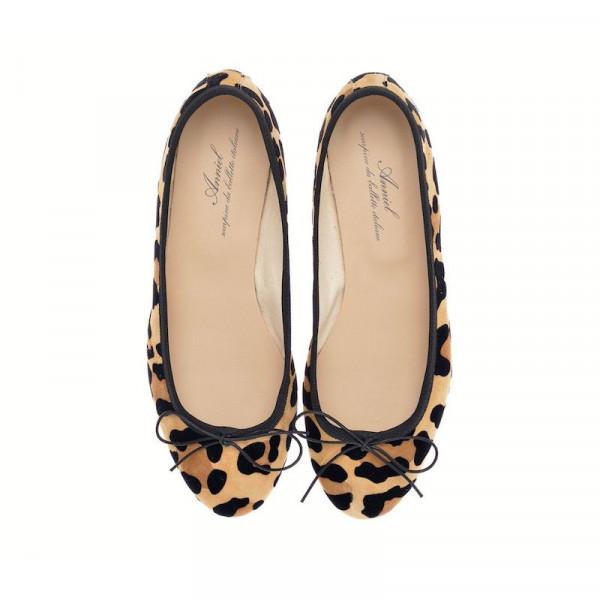 Anniel Ballerinas Leopard