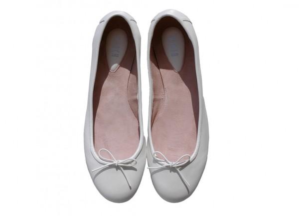 Ballerinas Bloch Weiss Gr. 36