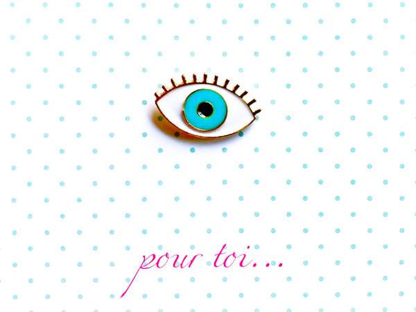 Atelier Coquet - PIN Auge