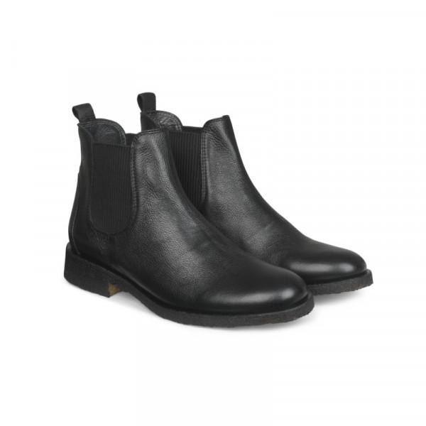 Angulus Chelsea Boots Schwarz 1