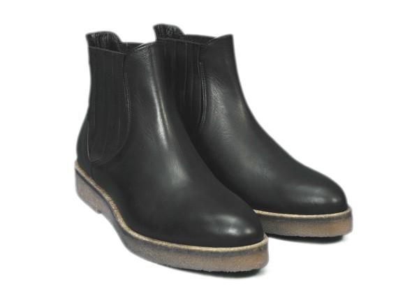 Prima Ballerina - Boots Vitello Nero