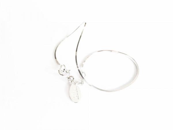 Atelier Coquet - Armband Sleek Silber