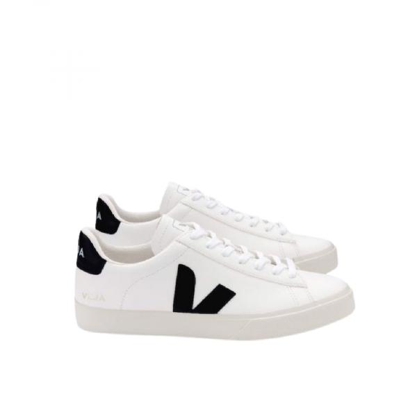 Veja - Campo Extra White Black