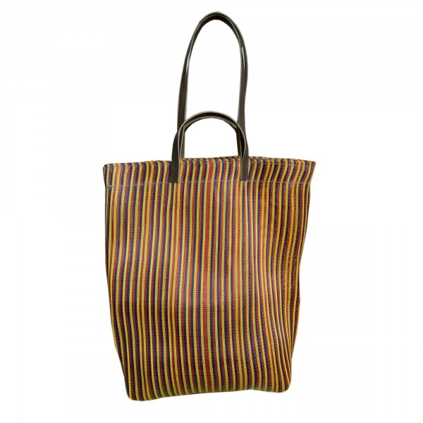 Spencer Devine Assam Market Bag Berry Multy