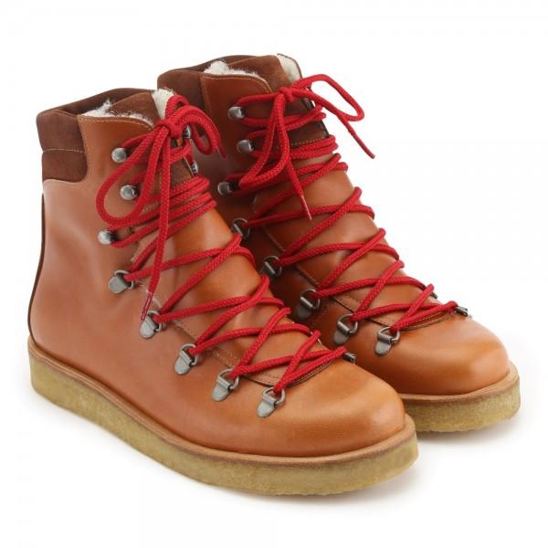 Angulus Boot Cognac
