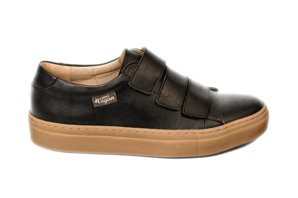 Vegane Schuhe von Jonny's Vegan - Sneakers schwarz