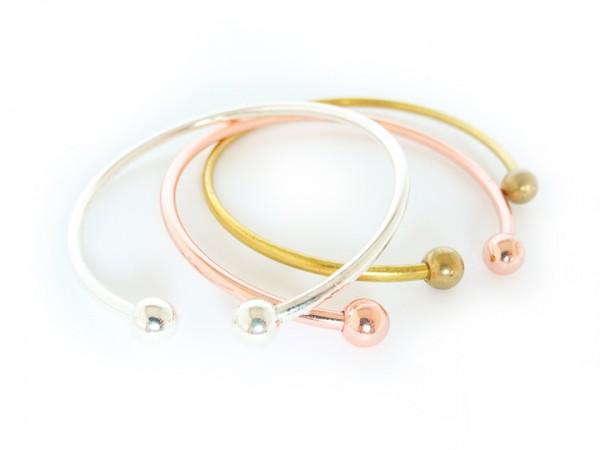 Atelier Coquet - Armspange gold