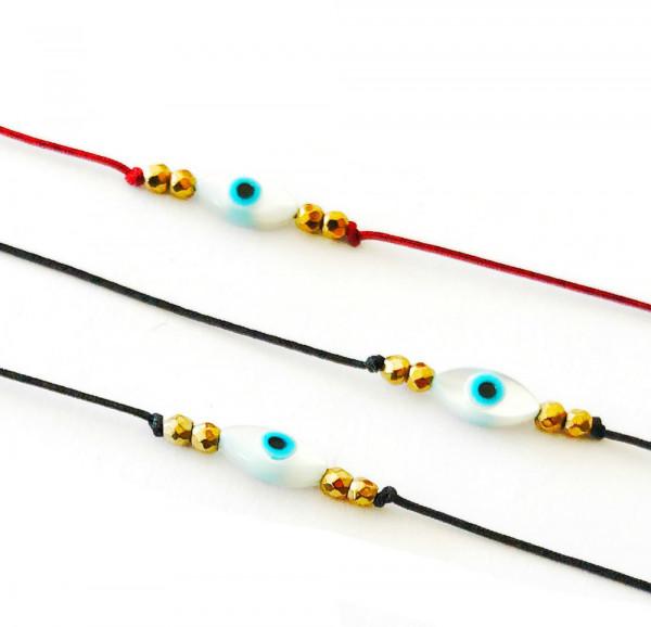 Ateliercoquet Armband Auge