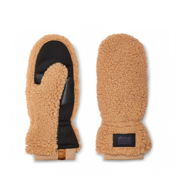 Ugg Handschuhe Sherpa Black 1
