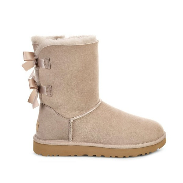 UGG Bailey Bow Oyster