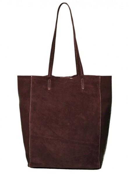 Tote Bag Violett