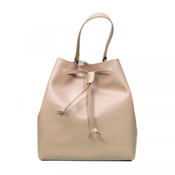 Bucket Bag Beige