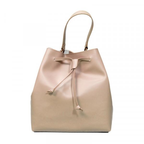 Bucket Bag Beige
