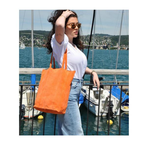Prima Ballerina - Tote Bag Vicky Orange