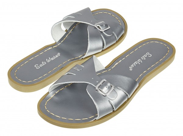 Salt Water Classic Slide Pewter