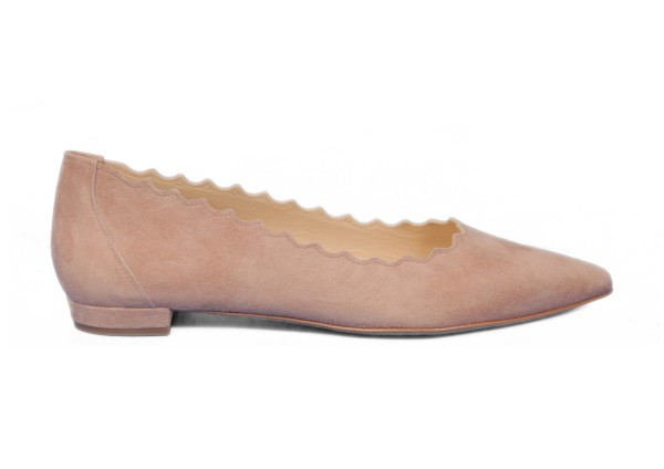 Prima Ballerina - Ballerina Ever Camoscio Tuscany
