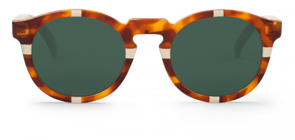 Mr. Boho Sunglasses Jordaan Tortoise Cream