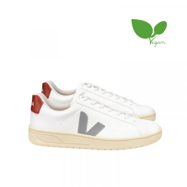 Veja Vegane Sneakers Urca White Grey Vegan