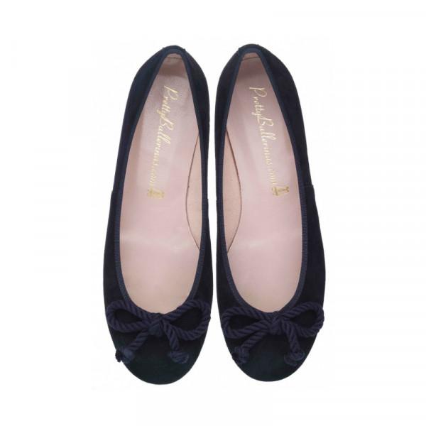 Pretty Ballerinas Navy