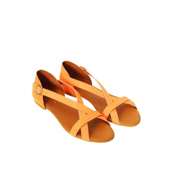 La Garconne Selma Orange