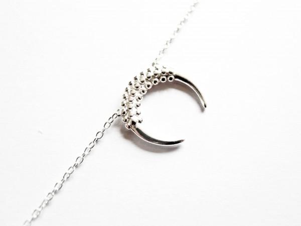 Atelier Coquet - Kette Mond Silber