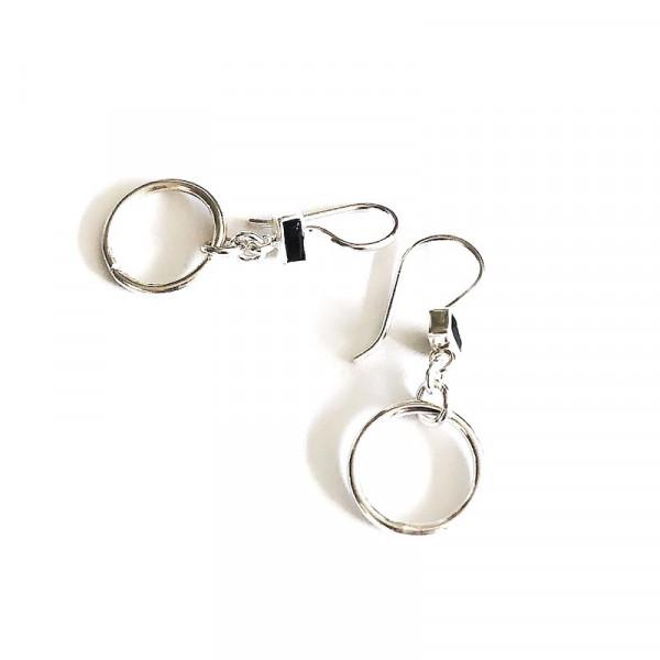 Atelier Coquet - Ohrringe Ema Silber