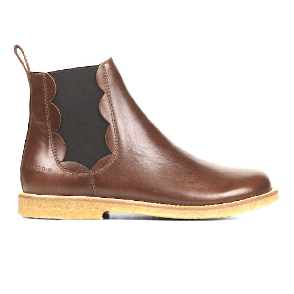 Chelsea Boots Angulus weite Passform