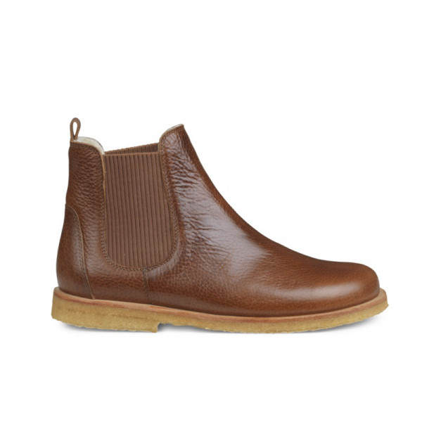 Angulus - Chelsea Boots gefüttert Brown