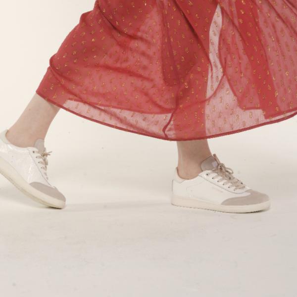 Sneakers 0-105 White