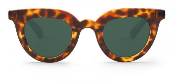Mr. Boho Sunglasses Heyes Cheetah Tortoise