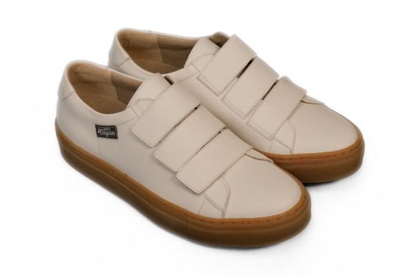 Vegane Schuhe von Jonny's Vegan - Sneakers weiss