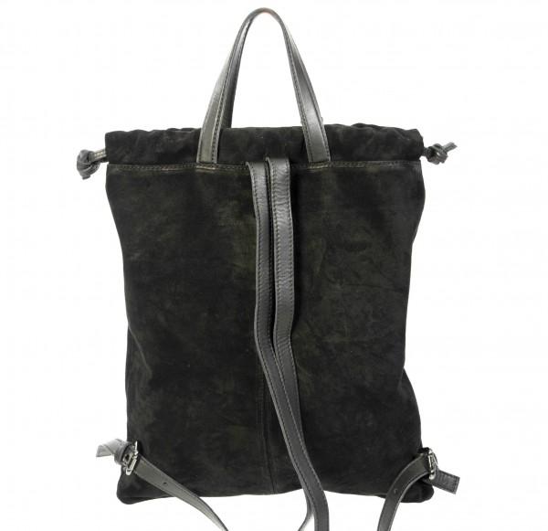 Tote bag / backpack Schwarz