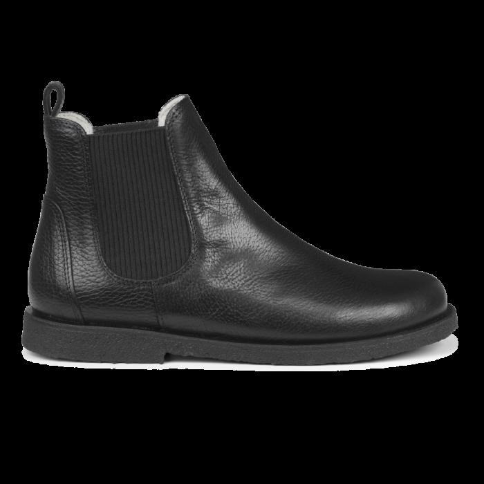 sale retailer d2327 a0f46 Angulus - Chelsea Boots gefüttert Schwarz
