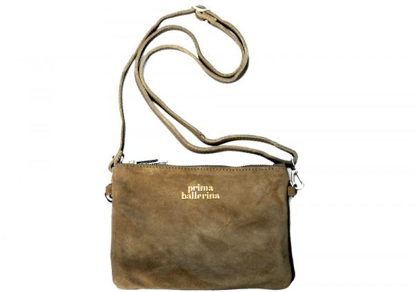 Umhängetasche Minibag Beige Vorschau