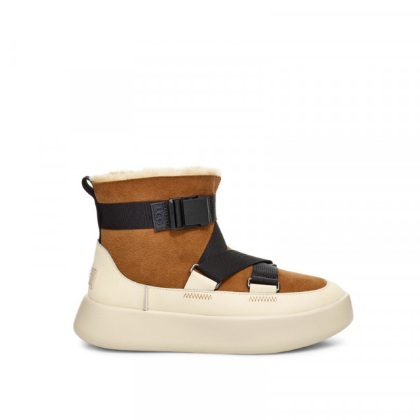 UGG Classic Boom Buckle Chestnut