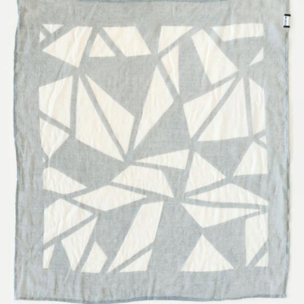 TGIFW - Foulard Triangel Grau (limited edition)