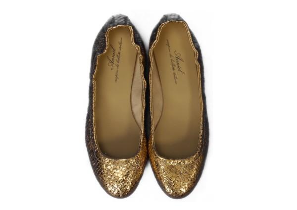 Anniel Ballerina Gold
