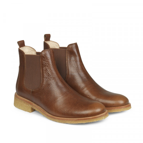 Angulus - Chelsea Boots Brown