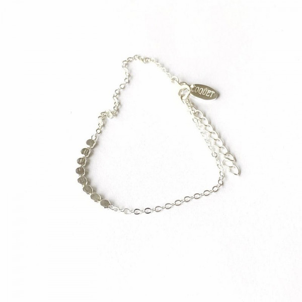 Atelier Coquet Armband Lilou Silber