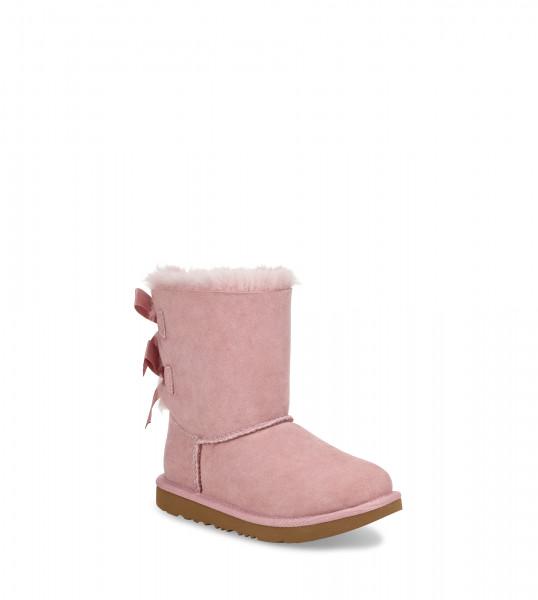 UGG Kids Bailey Bow II Pink Christal