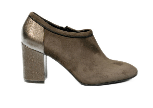 Ankle Boots Taupe