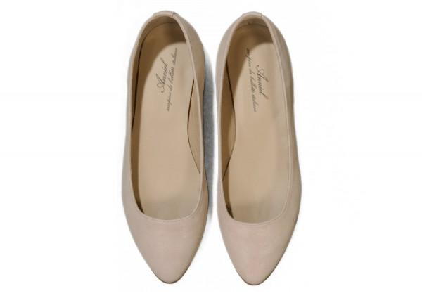 Anniel - Ballerinas Pointed Cipria