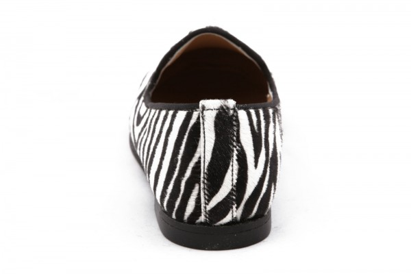 Slippers Laco's Collection - Penelope Zebra