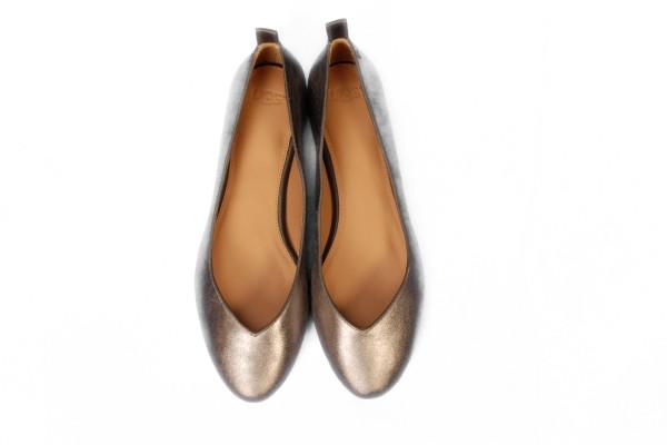 UGG - Ballerinas Lynley Metallic Aluminium