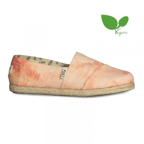Paez Raw Tye Dye Coral