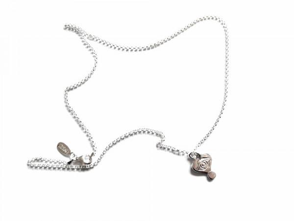 Atelier Coquet - Kette Coeur Silber 80cm