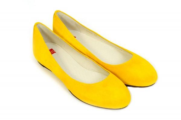 Vialis Rambla Yellow Gr. 37+41