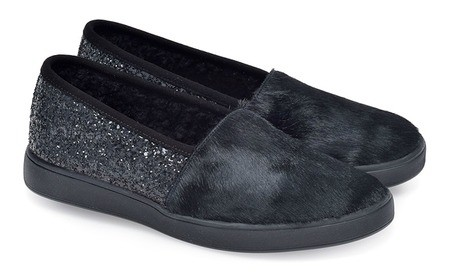 Anniel - Slipper Black