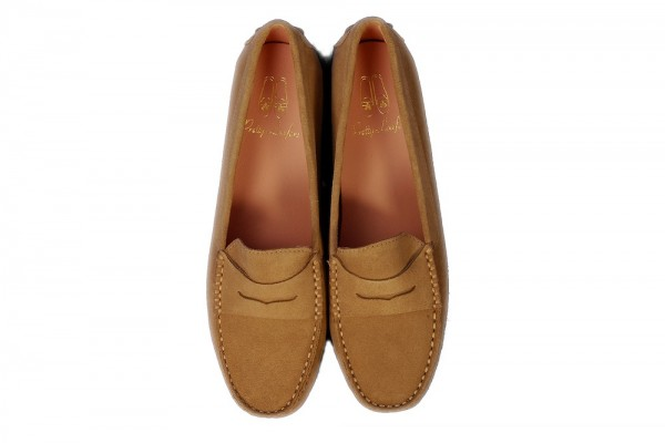 Pretty Loafers - Zahara Sand